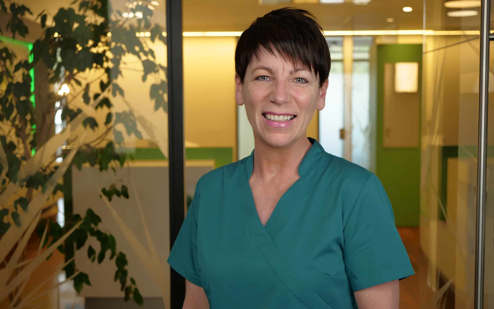 Kerstin Grothgar - Praxis-Management - Abrechnung und Verwaltung in der Zahnarztpraxis Dr. Wolfgang Gottwald in Koblenz