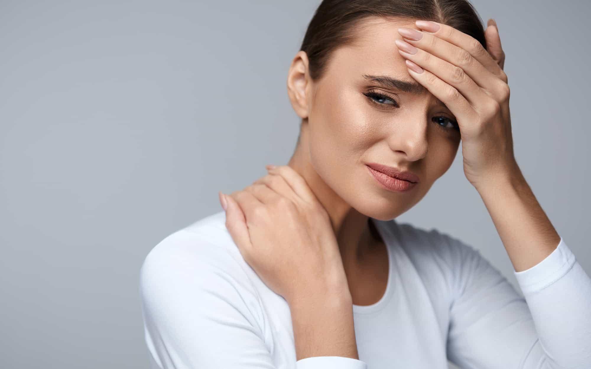 Schmerzen und Fieber